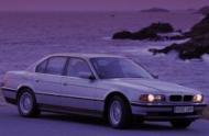 BMW / БМВ 7 седан (E38)