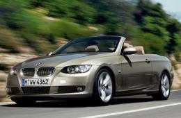 BMW 3 кабриолет (E93)
