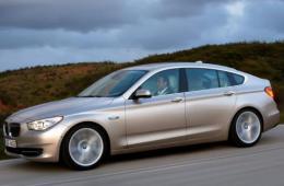 BMW 5 GT (F07)