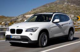 BMW X1 универсал (E84)