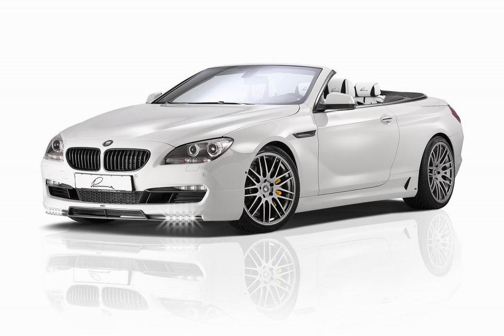 BMW 6 кабриолет (F12)