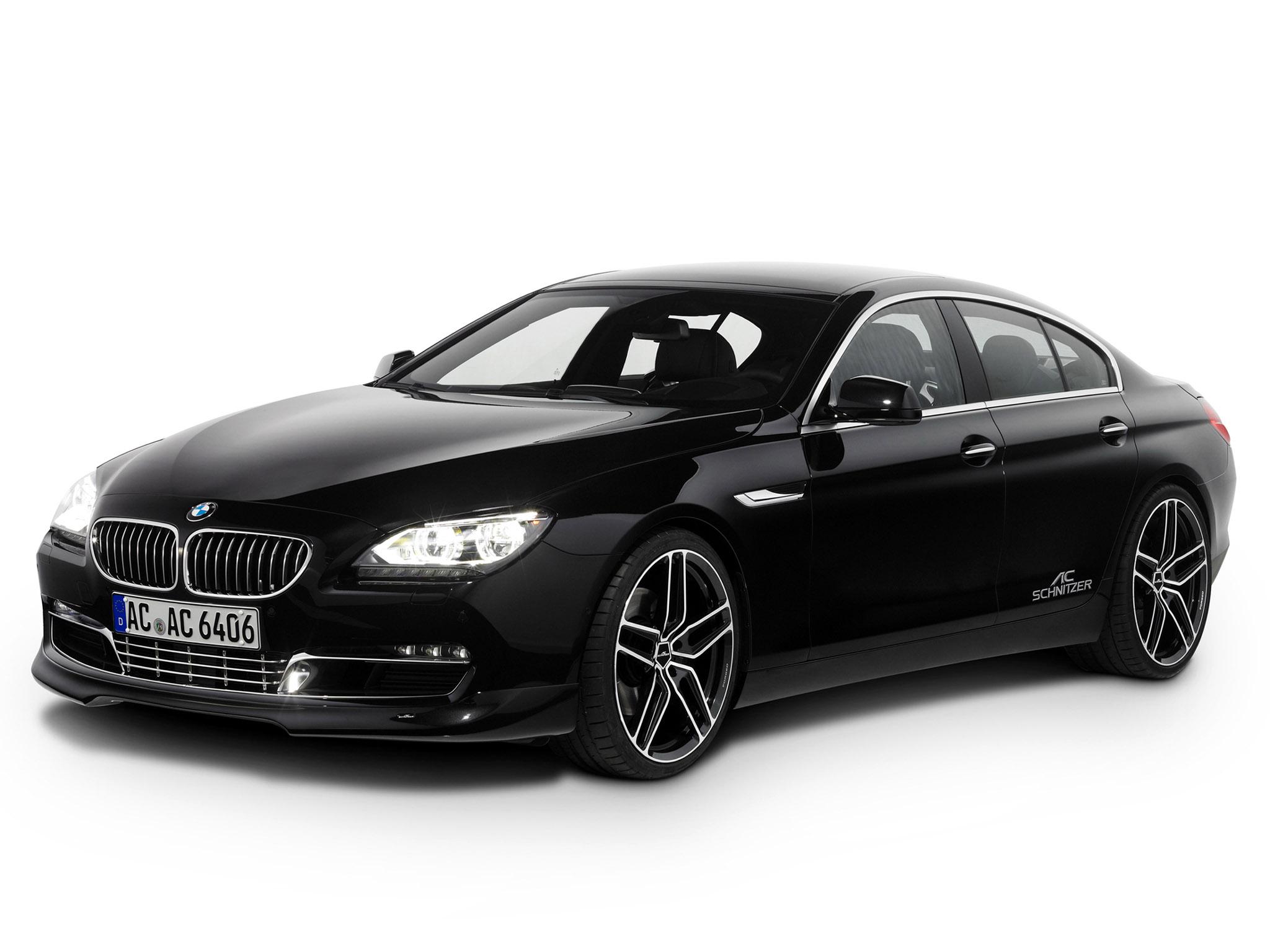 BMW 6 купе (F13)