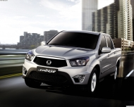SSANGYONG / Санг енг ACTYON SPORTS II