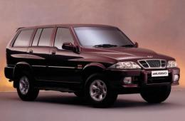 SSANGYONG / Санг енг MUSSO (FJ)