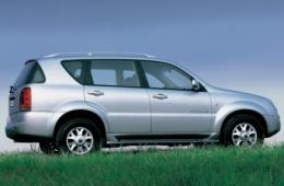 SSANGYONG / Санг енг REXTON (GAB_)