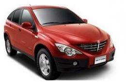 SSANGYONG / Санг енг ACTYON