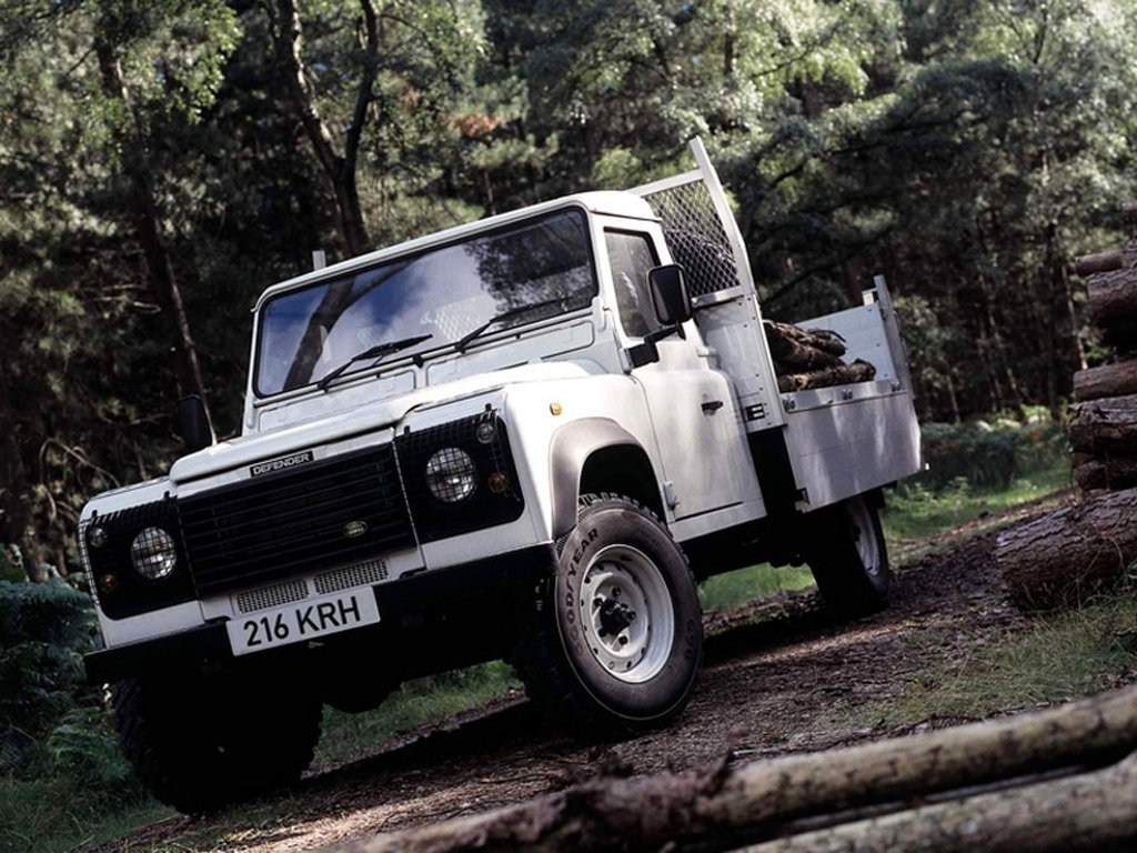 LAND ROVER DEFENDER грузовой (LD)