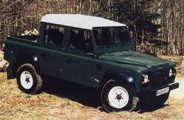 LAND ROVER DEFENDER пикап (LD_)