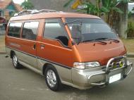 HYUNDAI GRACE фургон