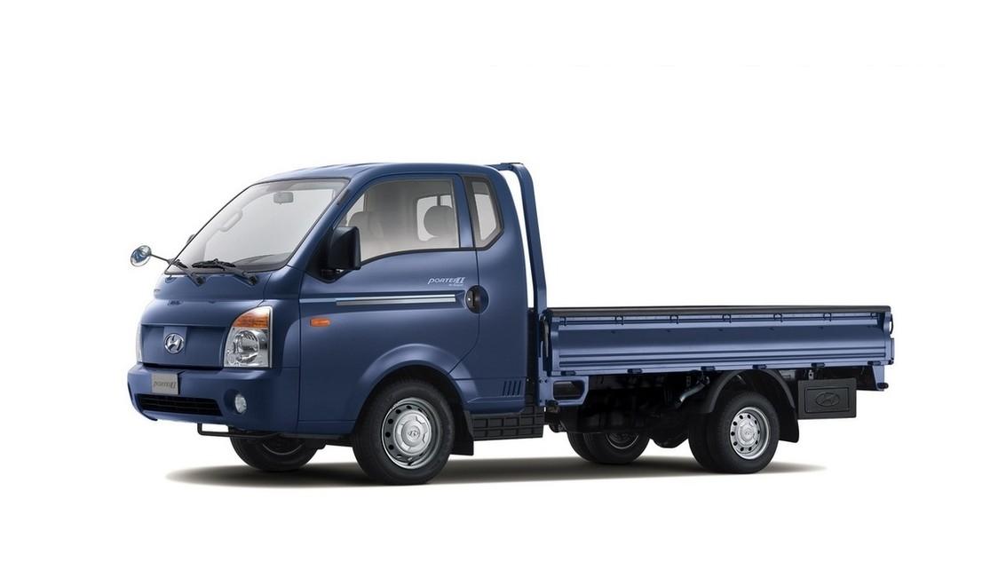 HYUNDAI HR грузовой
