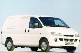 HYUNDAI H 200 фургон