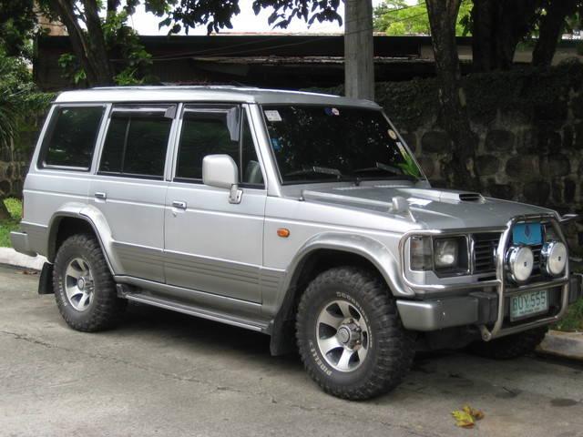 HYUNDAI GALLOPER II (JK-01)