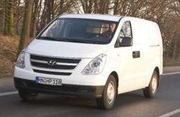 HYUNDAI H300 фургон (TQ)