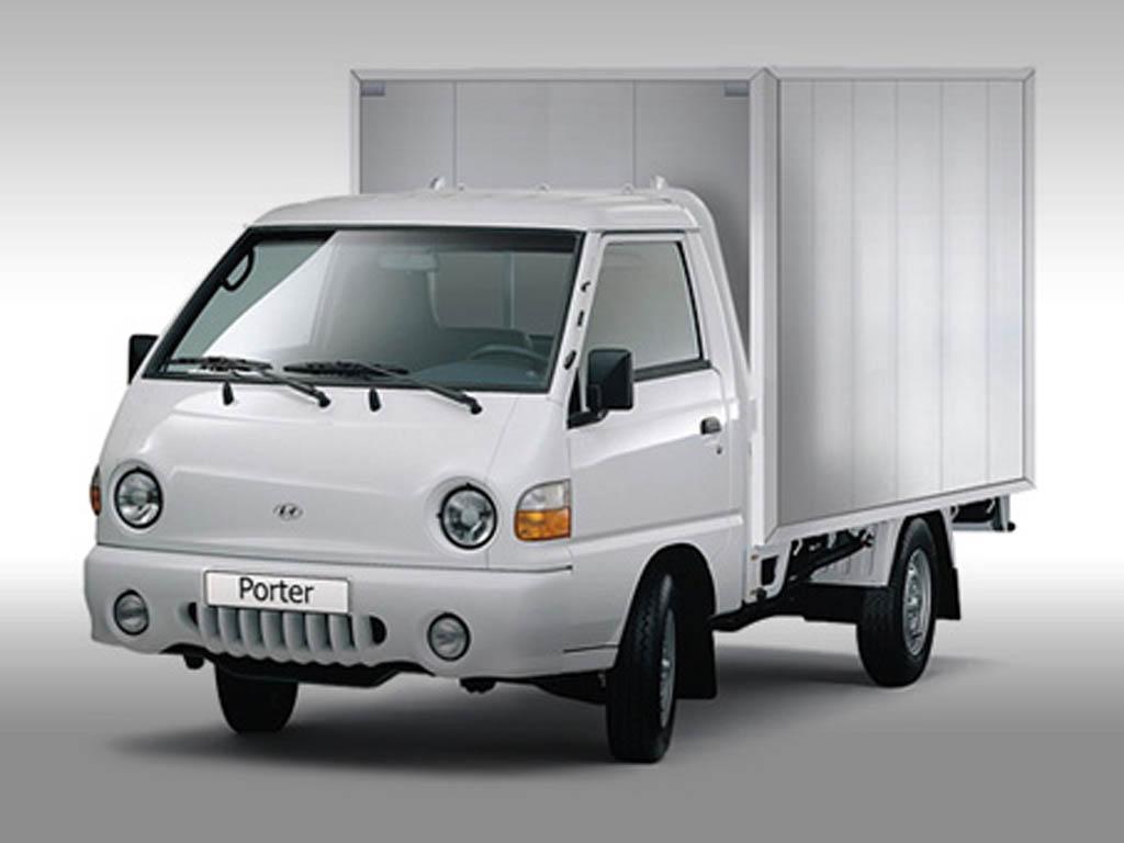 HYUNDAI PORTER фургон