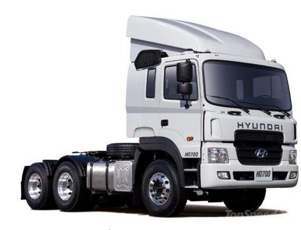 HYUNDAI HD HEAVY