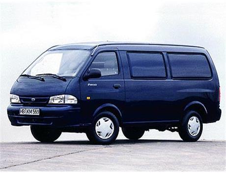 KIA BESTA фургон (TB)
