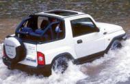 DAEWOO KORANDO Cabrio (KJ)