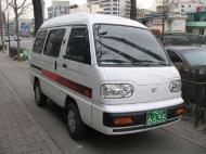 DAEWOO LABO фургон