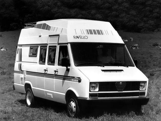 ALFA ROMEO AR 8 фургон (280)