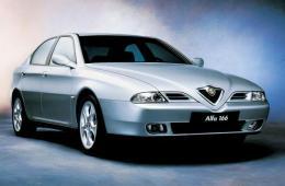 ALFA ROMEO 166 седан (936)