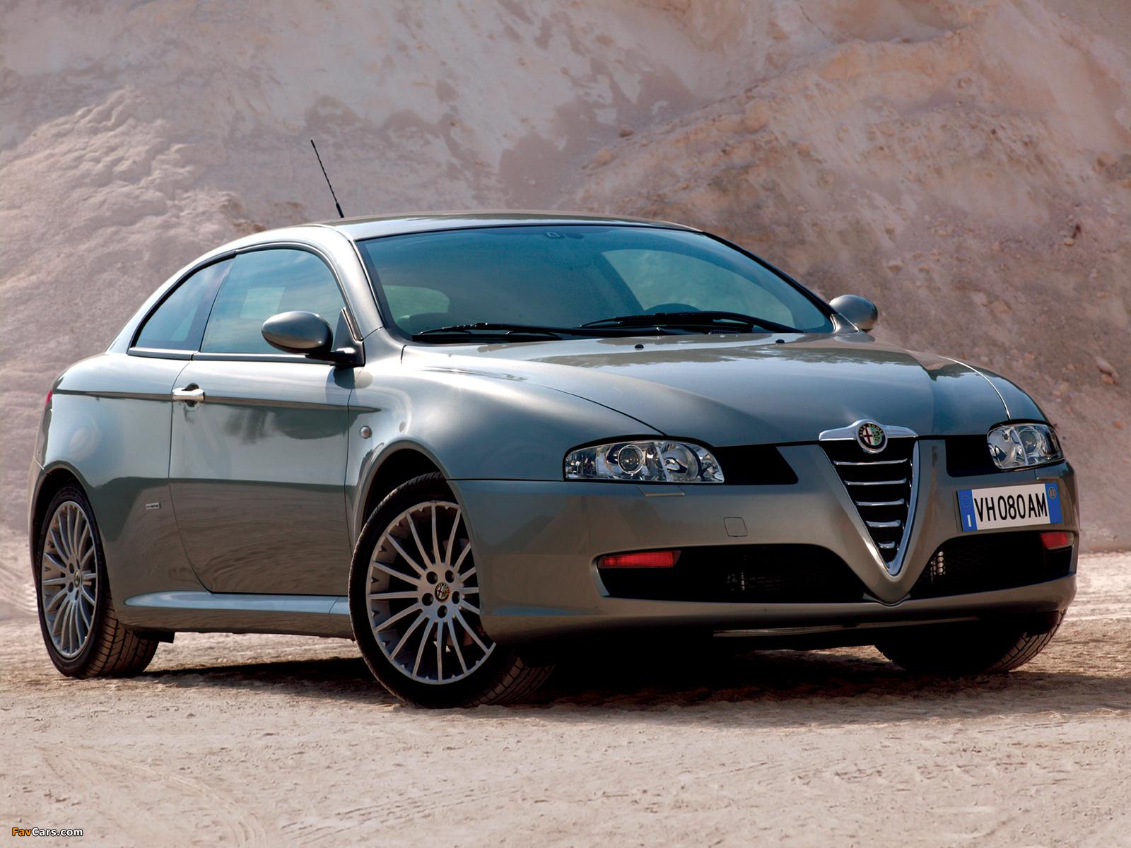 ALFA ROMEO GT (937)