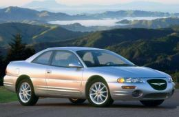 CHRYSLER SEBRING купе (FJ)