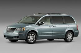 CHRYSLER TOWN & COUNTRY V (RT)