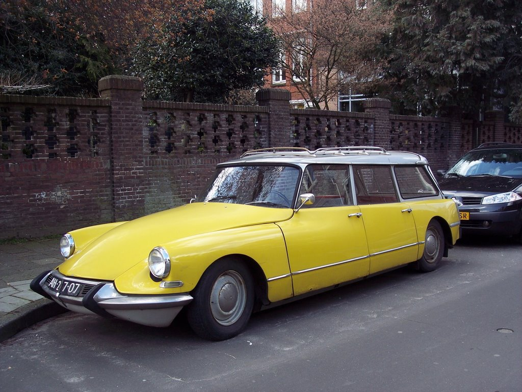 CITROËN DS Break