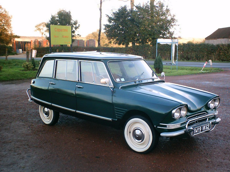 CITROËN AMI Break