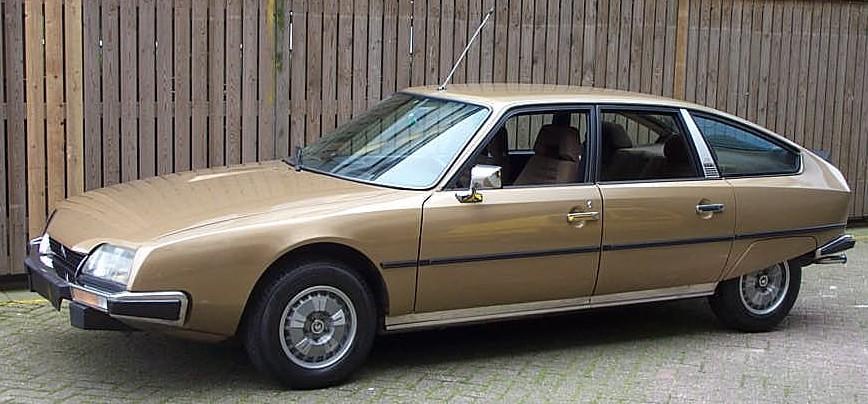CITROËN CX Mk II