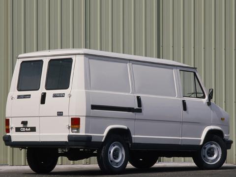 CITROËN C25 грузовой (280_, 290_)