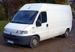 CITROËN RELAY грузовой (230)
