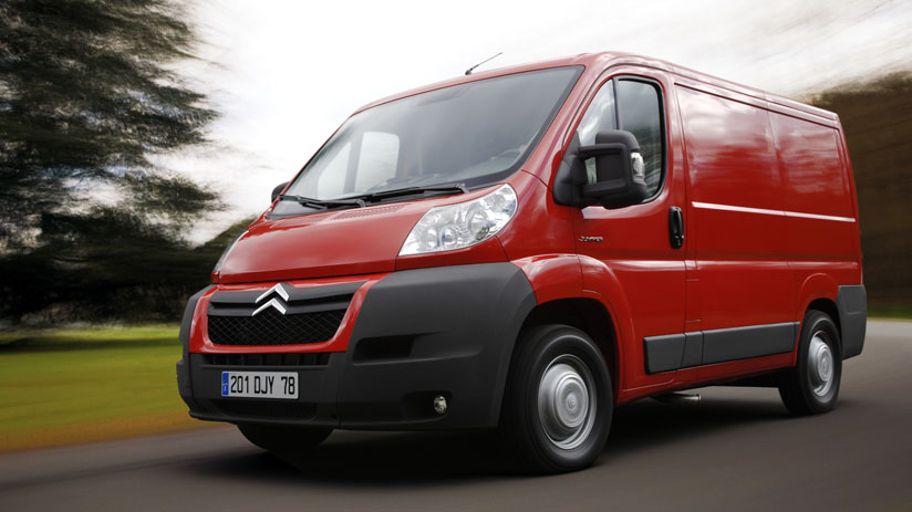 CITROËN RELAY грузовой