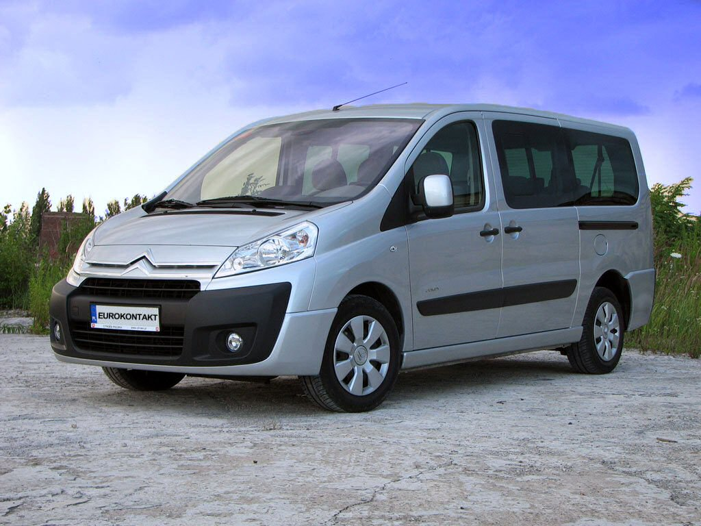 CITROEN JUMPY / Джампи