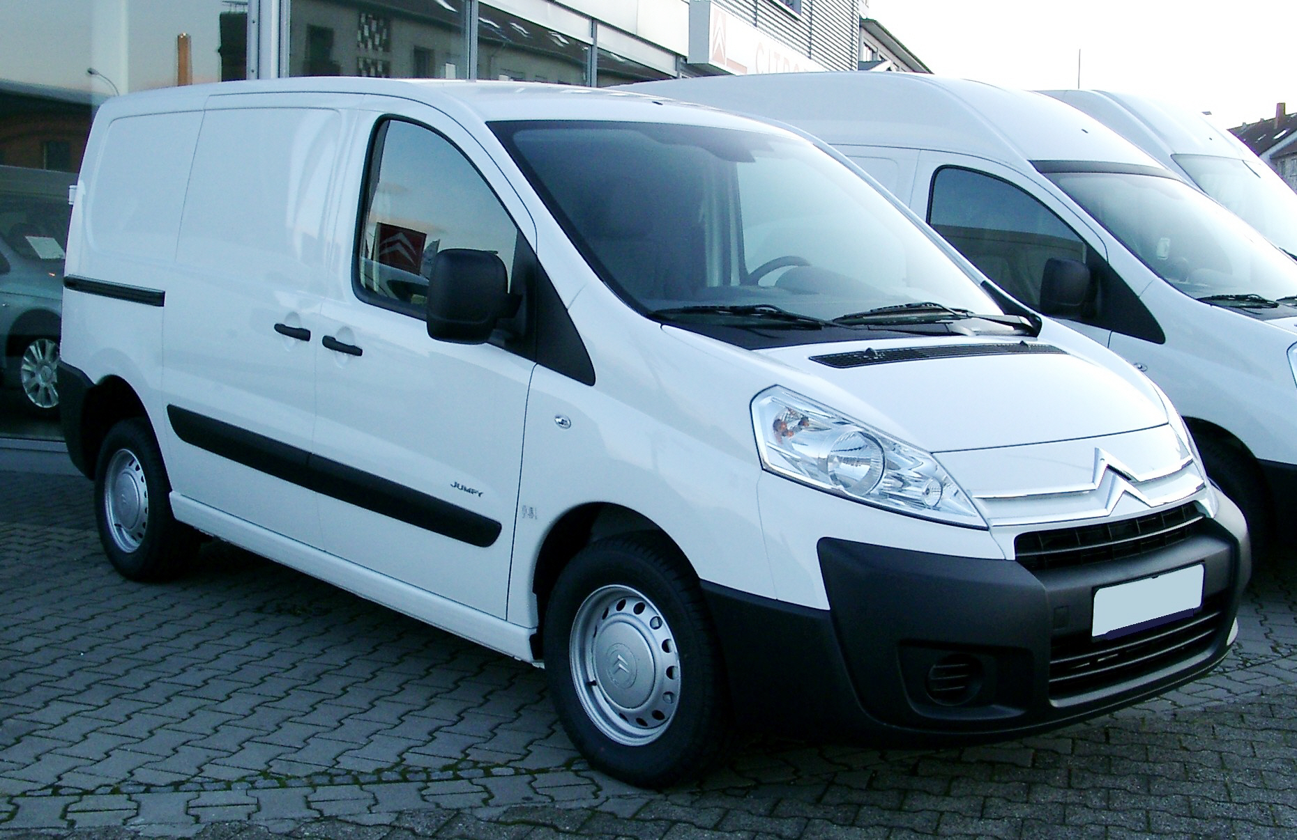 CITROEN JUMPY фургон / Джампи