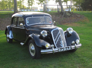 CITROËN TRACTION AVANT (7C, 11B)
