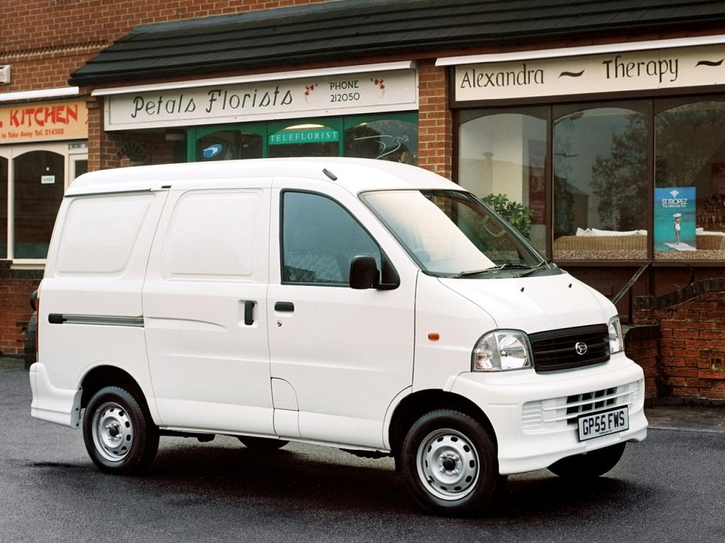 DAIHATSU EXTOL фургон