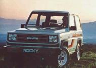 DAIHATSU WILDCAT/ROCKY (F70)