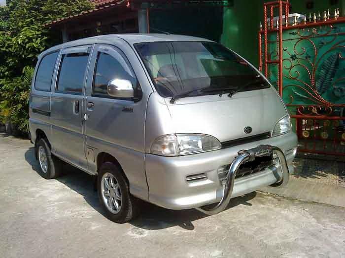 DAIHATSU ZEBRA фургон