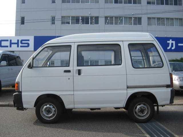 DAIHATSU 1000 фургон