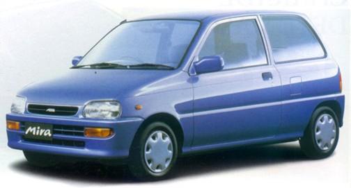 DAIHATSU MIRA III фургон (L2_)