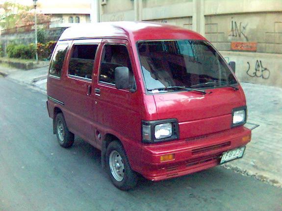 DAIHATSU HANDI фургон (L5_, L7_)