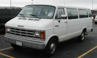 DODGE SPRINTER 3500 [USA] Standard Cargo Van (US)