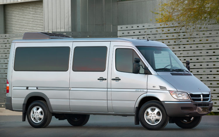 DODGE SPRINTER 2500 [USA] Standard Cargo Van (US)