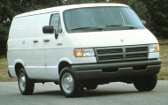 DODGE B1500 [USA] Extended Cargo Van (US)