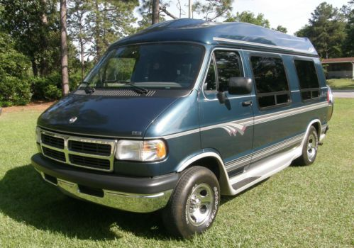 DODGE B2500 [USA] Extended Cargo Van (US)