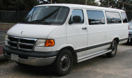 DODGE B3500 [USA] Extended Cargo Van (US)