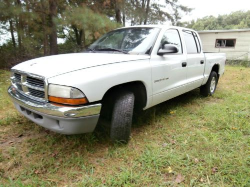 DODGE DAKOTA [USA] Crew Cab Pickup (US)