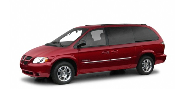 DODGE GRAND CARAVAN [USA] Mini Passenger Van (US)