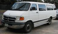 DODGE RAM 1500 [USA] Extended Cargo Van (US)